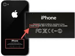 Which iOS firmware file to based on iPhone model number