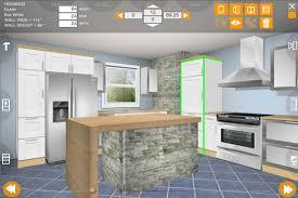 Udesignit Kitchen 3D Planner Screenshot