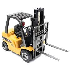 100 Toy Forklift Truck HuiNa S 1577 24G 8CH RC Crane RTR