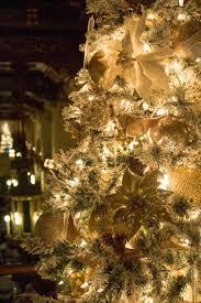 Christmas Tree Elegance 2016 Spokane WA Davenport Hotel