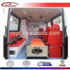 Van Type Ambualnce Cabinet And Partition Conversion Parts