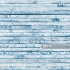 Blue Vintage Wood Texture Stock Photo