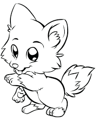 Full Image For Coloring Pages Animals Pdf Online Adults Free