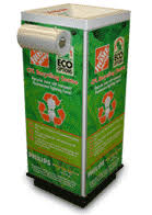 recycling program the home depot canada
