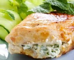 cuisiner les filets de poulet recette de filets de poulet farcis au basilic et fromage frais 0