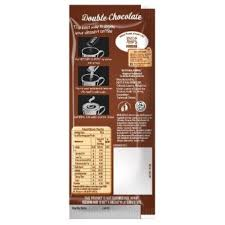 Coffee Mate Double Chocolate Flavor 40s Sachets 20g Ea