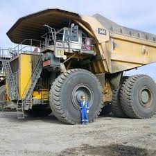 100 Haul Truck Liebherr Off Road Haul Truck Heavy Equipment Big Monster