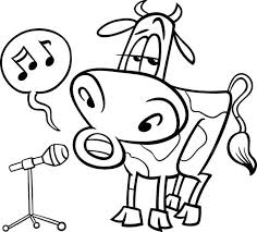 Pourapp Page 24 Chipmunk Coloring Pages Book Cow