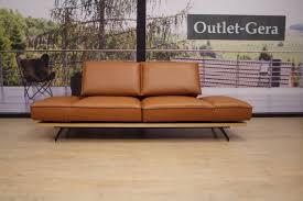 koinor modell phönix sofa in leder a sherry outlet gera