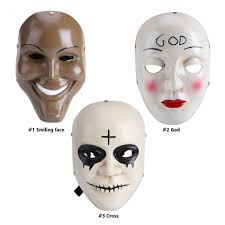 The Purge Halloween Mask by Online Buy Wholesale Purge Mask From China Purge Mask Wholesalers