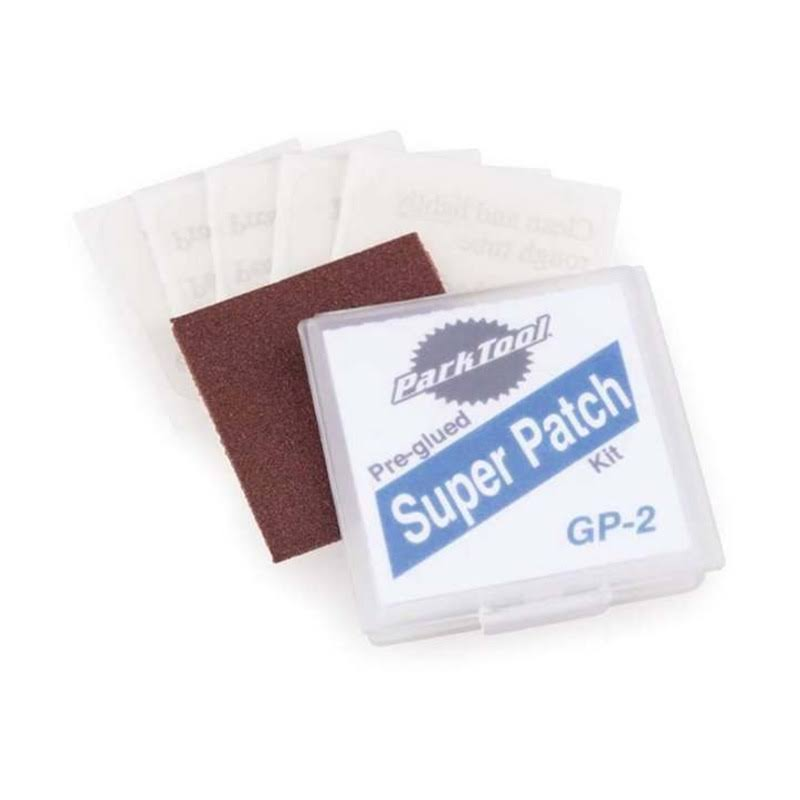 Park Tool Bicycle Tire Super Patch Kit - GP-2