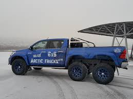 100 Toyota Artic Truck Arctic S Hilux AT35 66 2016pr