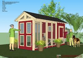 Home Garden Plans: M102 - Chicken Coop Plans Construction ... Free Chicken Coop Building Plans Download With House Best 25 Coop Plans Ideas On Pinterest Coops Home Garden M101 Cstruction Small Run 10 Backyard Wonderful Part 6 Designs 13 Printable Backyards Walk In 7 84 Urban M200 How To Build A Design For 55 Diy Pampered Mama
