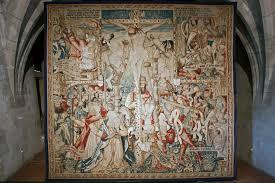 abbaye de la chaise dieu file abbaye robert de la chaise dieu tapisserie de la