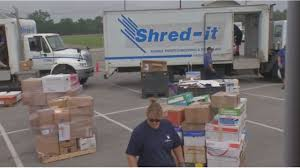 Shred-It Day Is A Great Opportunity To Get Rid Of Old Tax Documents