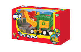 WOW Toys - 01018 | Flip 'N' Tip Fred Recycling Truck Play Set Wow Dudley Dump Truck Jac In A Box This Monster Sale 133 Billion Freddy Farm Castle Toys And Games Llc Wow Amazing Coca Cola Container Diy At Home How To Make Freddie What 2 Buy 4 Kids Free Racing Trucks Pictures From European Championship Image 018 Drives Down Hillpng Wubbzypedia Fandom Truck Pinterest Heavy Equipment Images Car Adventure Old Jeep Transport Red Mud Amazoncom Cstruction 7 Piece Set Bao Chicago Food Roaming Hunger