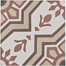 Cement Tile Tile The Home Depot