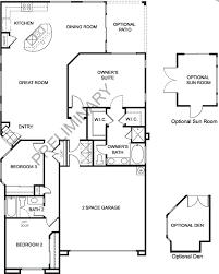 Centex Floor Plans 2001 by Centex Homes Floor Plans 2006 Home Plan