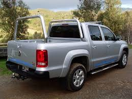 Ozrax Ute Ladder Bars – Volkswagen Amarok (02/2011 – On) | All ...
