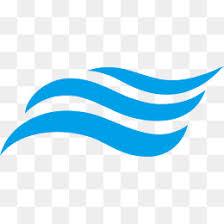 Water waves cartoon Water Waves Blue Cartoon PNG and Vector