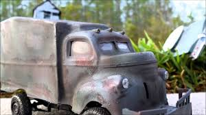 100 Truck From Jeepers Creepers And Cathedral Custom Models