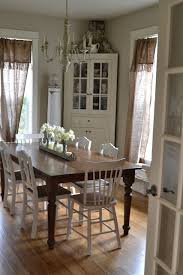 Valuable Corner Dining Room Cabinet Faded Charm Delights I Adore This Loving The Antique Cabinets Black