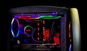 the best rgb led lighting kit pc gamer