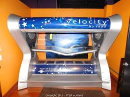 Velocity Tanning Bed by West Auctions Westauction Twitter