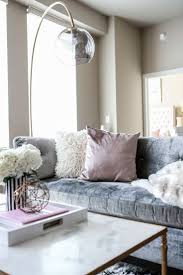 Tufted Velvet Sofa Furniture by Best 25 Grey Velvet Sofa Ideas On Pinterest Gray Velvet Sofa