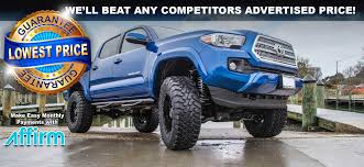 Suspension Lift Kits, Lowering Kits & Suspension Parts - LiftKits4Less