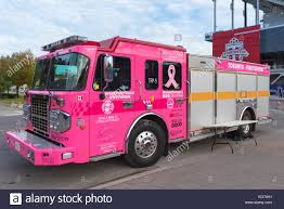 100 Pink Truck Toronto Canada Fire Department Pink Truck Nicknamed Louise The