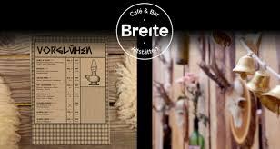café bar breite schweizer küche in st gallen orp