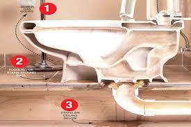 kitchen sink smells like sewage second floor