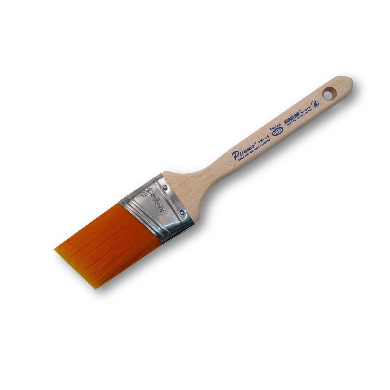 Proform Technologies Picasso Oval Angle Sash Paint Brush - 2in