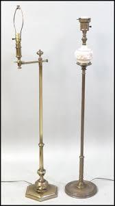 Stiffel Floor Lamps Replacement Glass by Homey Vintage Stiffel Brass Table Lamps Floor Lamp Stiffel Floor