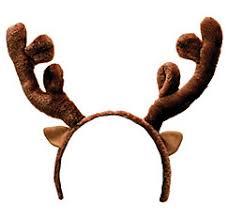 christmas hats reindeer antlers christmas headbands party city