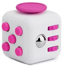 Happytoys Fidget Cubepink Price Review And Buy In Kuwait