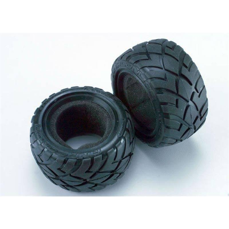 "Traxxas Bandit Anaconda Rear Tires - 2.2"", 2 Set"