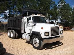 100 Mack Dump Trucks For Sale RD690S For Sale Finger Tennessee Price US 24000 Year 1995