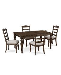 CLOSEOUT! Hamilton Expandable Dining Furniture, 5-Pc. Set ... Quality Macys Fniture Ding Room Sets Astounding Macy Set Macys For Exotic Swanson Peterson 32510 Home Design Faux Top Cra Pedestal White Marble Corners New York Solid Wood Table 3 Chairs 20 Circle Inspiring Elegant Los Feliz And Chair Red 100 And Tables Altair 5pc 4 Download 8 Beautiful Inside