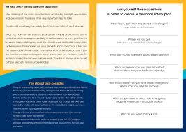 MIDLAS Domestic Violence Safety Plan Pg2