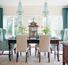 elegant kitchen eating area design with dining room pier one