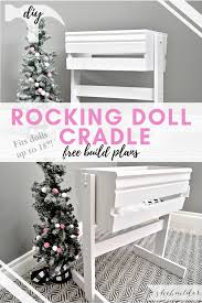 DIY Rocking Doll Cradle - Free Plans - Tinsel + Wheat How To Build A Rocking Horse Wooden Plans Baby Doll Bedding Chevron Junior Rocking Chair Pad Pink Chairs Diy Horse Tutorials Diy Crib Doll Plan The Big Easy Motorcycle Wood Toy Plans Pdf Download Best Ecofriendly Toys That Are Worth Vesting In And Make 2018 Ultimate Guide Miniature Fniture You Can Make For Dollhouse Or Fairy Garden Toy Play Childs Vector Illustration Outline