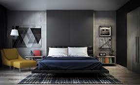 schlafzimmer ideen grau schwarz caseconrad