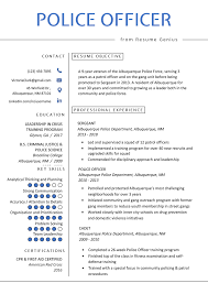 Police Officer Resume Example & Writing Tips | Resume Genius Tips For Crafting A Professional Writer Resume Consulting Resume What Recruiters Really Want And How To Other Rsum Formats Including Functional Rsums Examples Career Internship Services Umn Duluth Clinical Nurse Leader Samples Velvet Jobs Sample For Leadership Position New Skills 50ger Lovely Elegant Makeover The King Of Rock N Roll Example Organizational 7 Effective Pharmacist Template Guide 20