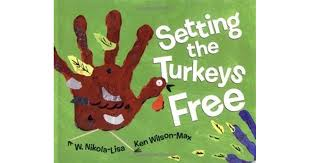 Shake Dem Halloween Bones Read Aloud by Setting The Turkeys Free By W Nikola Lisa