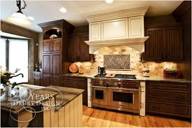 Throughout Kitchen Design Traditional