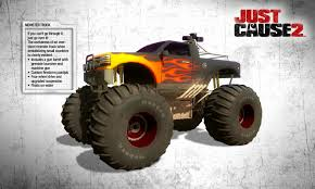 Just Cause 2: Monster Truck DLC On Steam Lego City Monster Truck 60180 Toyworld Tamiya Beetle 2015 2wd Kit Tam58618 Cars Rc Adventures Muddy Smoke Show Chocolate Milk Bugatti Veyron Ss Monster Truck For Spin Tires Losi Tenacity 4wd 110 Rtr With Avc Technology Jam Through The Orange Groves Amazoncom Creativity Kids Custom Shop 112 Forge Greyorange Rizonhobby Having A Was Fun Until It Need New Tires Wedding Photos Monster Madness 25 Years Of