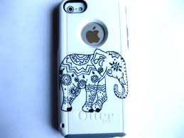 Indian Elephant otterbox Otterbox iPhone 5C case case cover