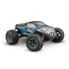 100 Monster Truck Remote Control BluelaserRc Car 116 Radio Led OffRoad RC Car Rc High Speed RTR 25mph 4WD 24GHz Control Truck 9130 Cross Country Ca